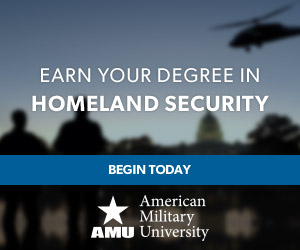 Earn your degree in Homeland Security